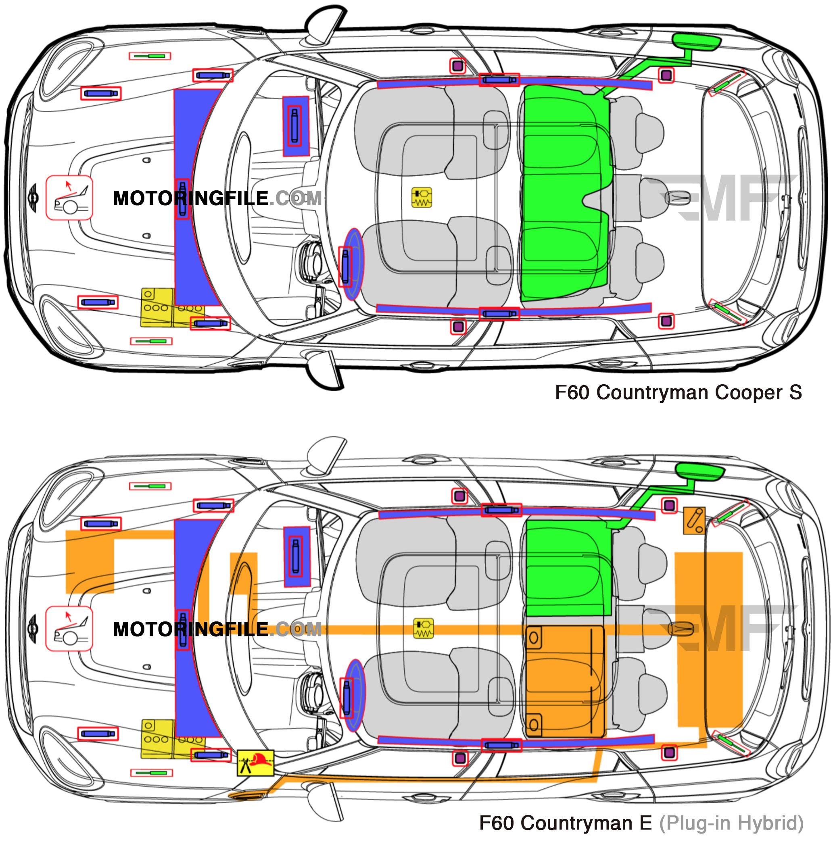 Mini Clubman Dimensions Interior Ideas 2017 Cooper